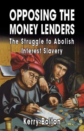 Opposing the Moneylenders