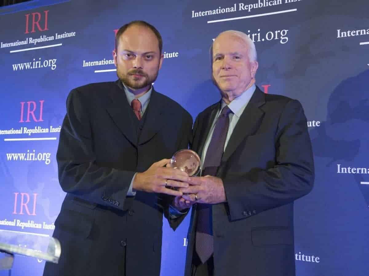 IRI Honours McCain