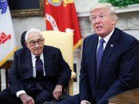 Trump Kissinger