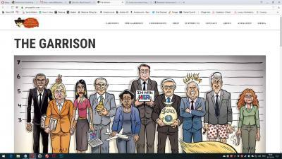 Ben Garrison Cartoons